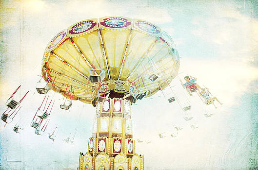 Ride the Sky Coney Island by Mina Teslaru