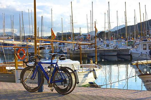 Ride to the Marina by Galexa Ch