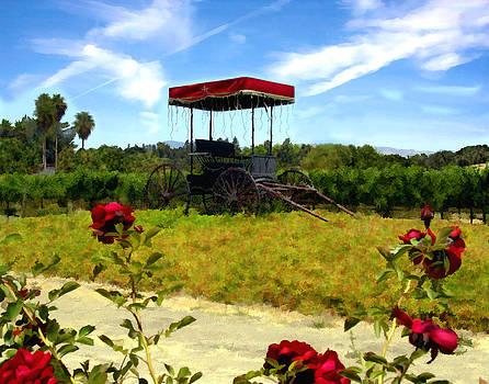 Kurt Van Wagner - Rideau Vineyards Solvang California