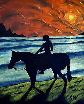 Rider by Sean Washington