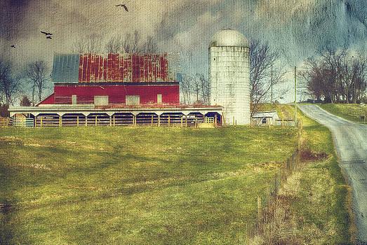 Ridge Road by Kathy Jennings