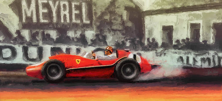 Ridin The Red Roman by Alan Greene