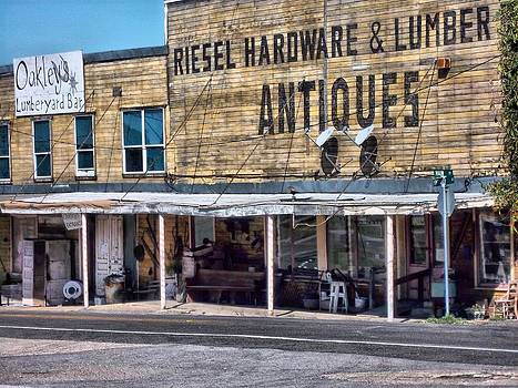 Riesel Texas by Rosalie Klidies