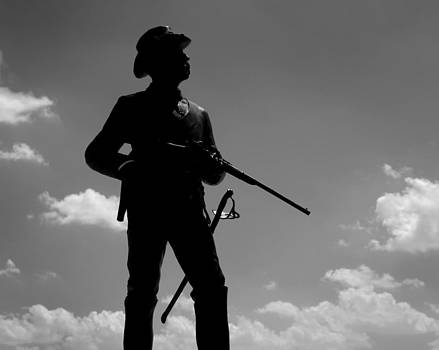 John Cardamone - Rifle and Sword