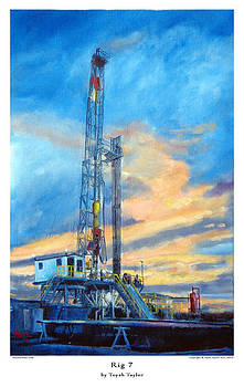 Rig 7 by Toyah Taylor