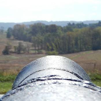 Right Side Of A #cannon. #valleyforge by Brian Harris