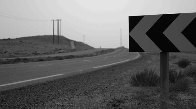 Right way. by Mehdi Laraqui