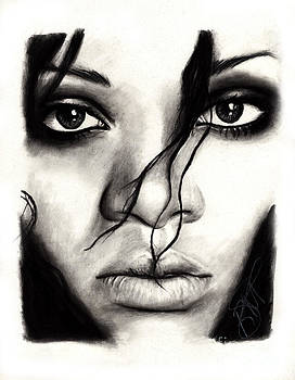 Rihanna by Rosalinda Markle
