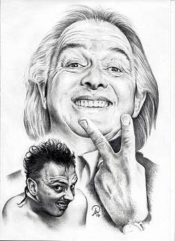 Rik Mayall Tribute by Tim Thorpe