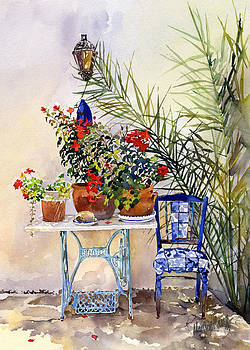 Rincon de Jardin by Margaret Merry