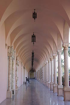 Laurie Perry - Ringling Museum of Art Corridor