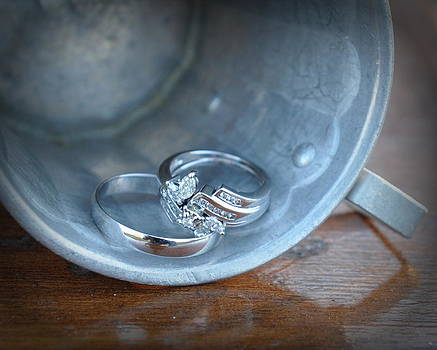 Rings in cup. by SW Johnson