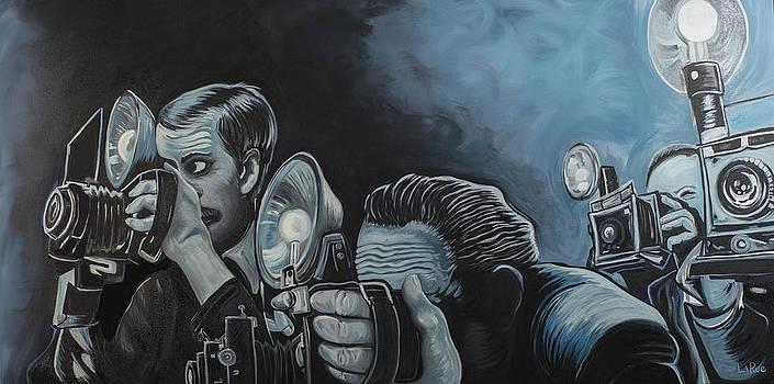 Ringside Press by Doug LaRue