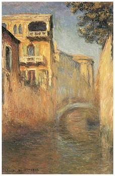Claude Monet - Rio della Salute