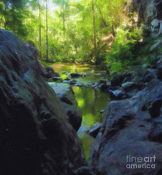 Shelly Leitheiser - Rio Frio Cave