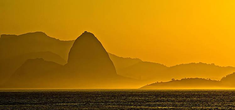 Rio Skyline by Philipe Kling David