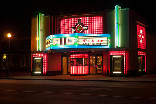 RIO Theater by Clay Swatzell