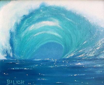Rip Curl by Trish Bilich