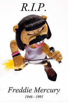 R.I.P. Freddie Mercury by Anthony Morgan