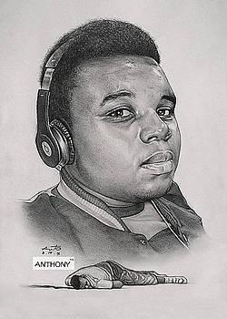 RIP Mike Brown Ferguson by Anto