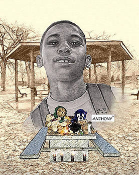 RIP Tamir Rice Cleveland by Anto