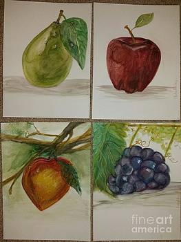 Ripe For The Picking by Katie Adkins