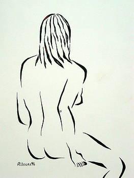 Ripose 1 by Pamela Allegretto
