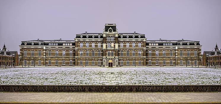 Ripperda Kazerne - Haarlem - the Netherlands by Yvon van der Wijk
