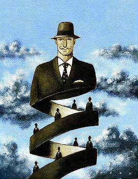 Rising Business by Kazu Nitta