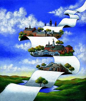 Rising Education #1 by Kazu Nitta