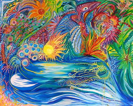 Rising by Marie-Chantal Kindou