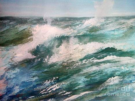 Rising Spume by Trilby Cole