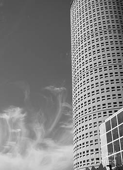 Rising Tower  by AR Annahita