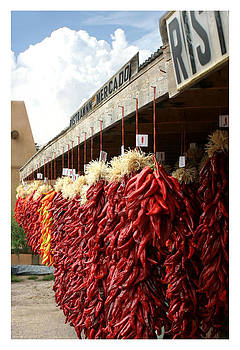 Jack Pumphrey - Ristras Ristraman New Mexico Chile Peppers