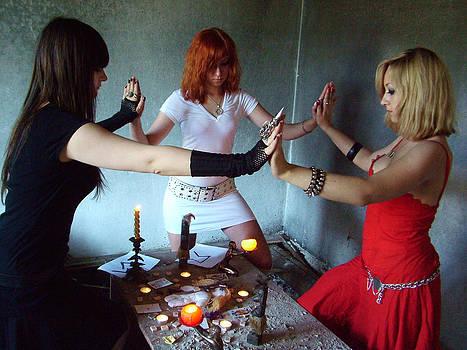 Ritual by Pavlo Kuzyk