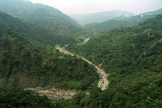 Devinder Sangha - River and valley