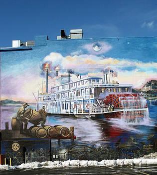 River Art by Al Blount