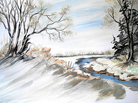 River Banks by Dorothy Maier