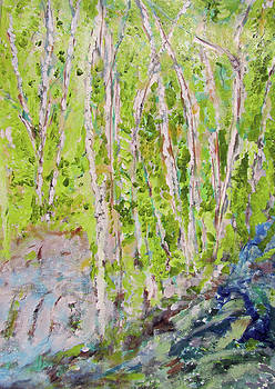 River Birch by Barbara Pearston