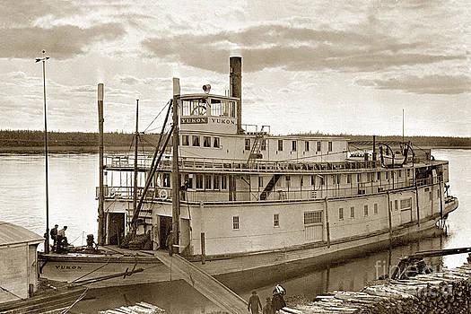 California Views Mr Pat Hathaway Archives - River boat Yukon stern wheel Alaska 1915