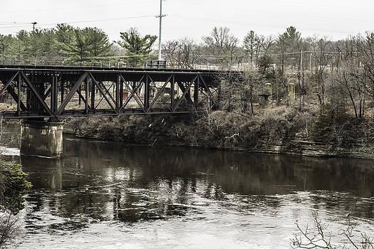 River Bridge by Ross Jamison