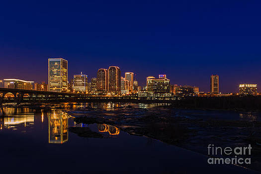 River City Blue by Tim Wilson