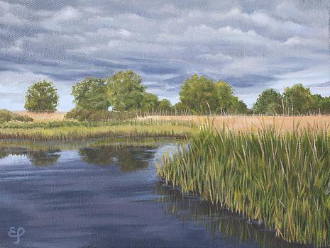 River by Elena Polozova