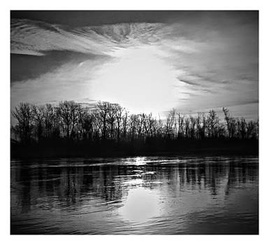 River In Morning by Dustin Soph