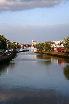 River Liffey by Veronica Vandenburg