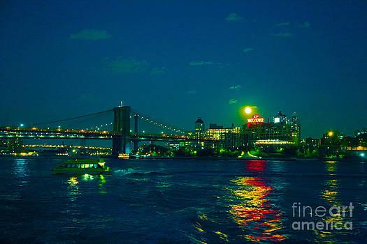 River Light by Dan Hilsenrath