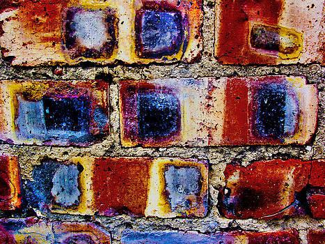 River of Bricks by Ross Odom