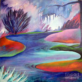 Blue Bayou by Elizabeth Fontaine-Barr