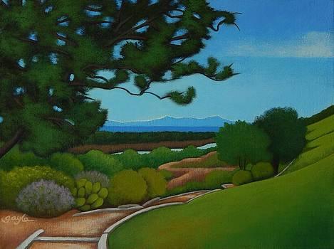 River Path by Gayle Faucette Wisbon