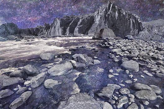 River Rock by Jeff Burgess
